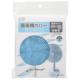扇風機カバー 30~35cm羽根用 青 [品番]00-6493