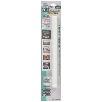 連結用LED多目的ライト「ECO&DECO」30cmタイプ 昼白色 [品番]06-1858