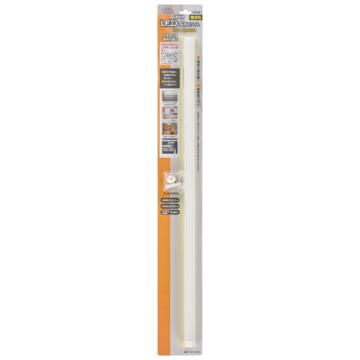 連結用LED多目的ライトECO&DECO_60cmタイプ 電球色 [品番]06-1859