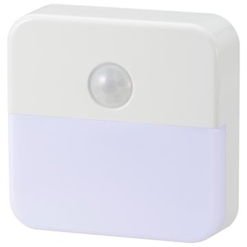 明暗・人感センサー式ナイトライト [品番]06-0469