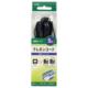 テレホンコード 標準タイプ ブラック 5m [品番]05-2615
