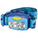 LEDヘッドライト 300lm ブルー [品番]08-0972