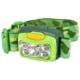 LEDヘッドライト 300lm グリーン [品番]08-0973