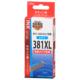 キヤノン互換 BCI-381XLC シアン 増量タイプ [品番]01-3884