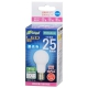 LED電球 小形 E17 25形相当 昼光色 [品番]06-3622