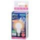 LED電球 小形 E17 40形相当 電球色 [品番]06-3623