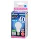 LED電球 小形 E17 40形相当 昼光色 [品番]06-3624