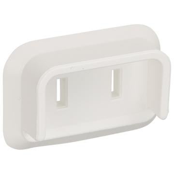 プラグ安全カバー L型/フリープラグ用 [品番]05-2252