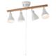 4灯シーリングライト LED電球付 ホワイト [品番]06-1461