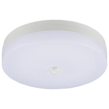 LEDミニシーリングライト 人感・明暗センサー付 昼光色 [品番]06-3432