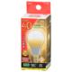 LED電球 小形 E17 40形相当 電球色 [品番]06-3437