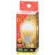 LED電球 小形 E17 60形相当 電球色 [品番]06-3441