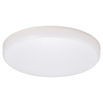 防雨防湿型LEDシーリングライト アーチ型 700lm 電球色 [品番]06-4087