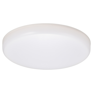 防雨防湿型LEDシーリングライト アーチ型 1050ルーメン 電球色 [品番]06-4089
