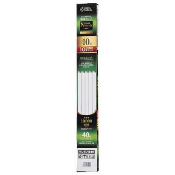 直管蛍光ランプ ラピッドスタート形 40形 昼白色 10本セット [品番]06-4504