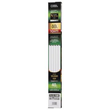 直管蛍光灯ランプ グロースタータ形 40形 昼白色 10本セット [品番]06-4510