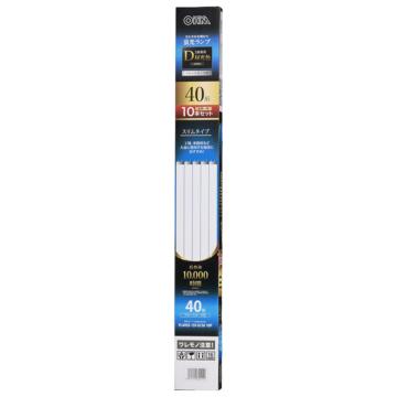 直管蛍光ランプ グロースタータ形 40形 昼光色 10本セット [品番]06-4511