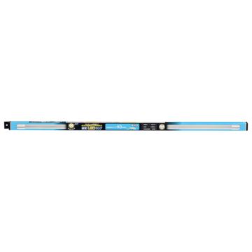 直管LEDランプ 40形相当 G13 昼光色 グロースターター器具専用 片側給電仕様[品番]06-3542