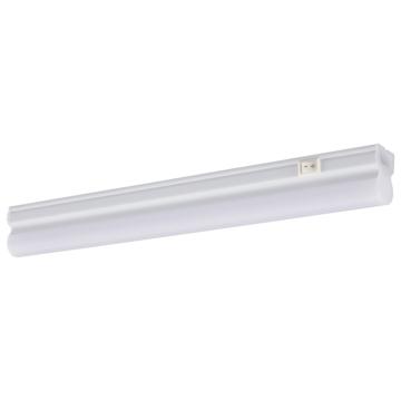 連結用LEDイーブライトスリムライトバー 300mm 昼光色 [品番]06-4078