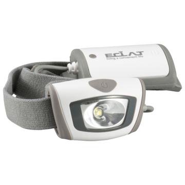 LEDヘッドライト 軽量スリム 100lm [品番]08-3127