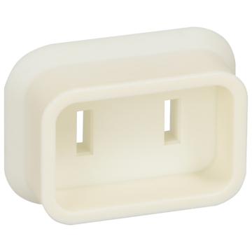 プラグ安全カバー ストレートプラグ用 蓄光 [品番]05-2271