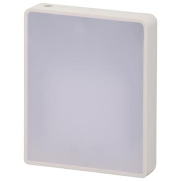 明暗センサー式ナイトライト 薄型 [品番]06-4111