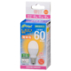 LED電球 小形 E17 60形相当 電球色 [品番]06-4317
