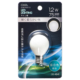 LEDサイン球装飾用 S35/E17/1.2W/75lm/昼白色 [品番]06-4641