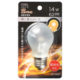 LED電球装飾用 PS/E26/1.4W/62lm/フロスト電球色 [品番]06-4688