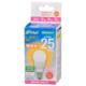 LED電球 小形 E17 25形相当 電球色 [品番]06-4331