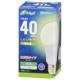 LED電球 E26 40形相当 昼白色 [品番]06-4341