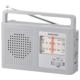 AudioComm AM/FMポータブルラジオ [品番]07-9885