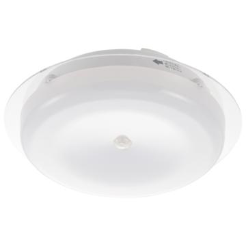 LEDセンサー付ミニシーリングライト 1300lm 電球色 [品番]06-3503