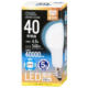 LED電球 E26 40形相当 昼光色 [品番]06-3672