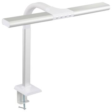 LEDデスクライト クランプタイプ 調光調色機能付き [品番]06-3766