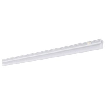 連結用LEDイーブライトスリム ライトバー 連結用 600mm 電球色 [品番]06-4081