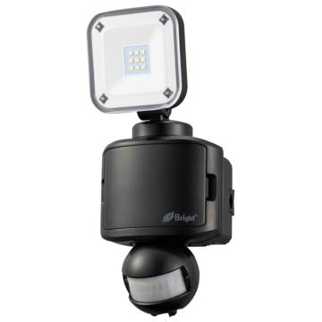 E-Bright乾電池式 LEDセンサーライト 1灯 [品番]06-4238