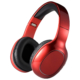 AudioComm Bluetoothステレオヘッドホン レッド [品番]03-0344