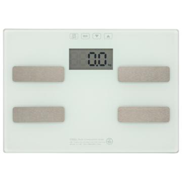 体重体組成計 ホワイト [品番]08-3904
