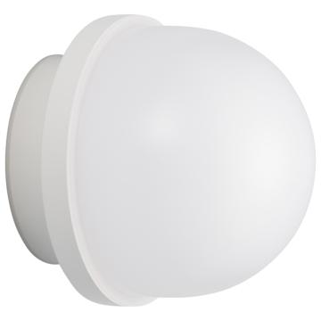 LED浴室灯 要電気工事 60形相当 電球色 [品番]06-3907