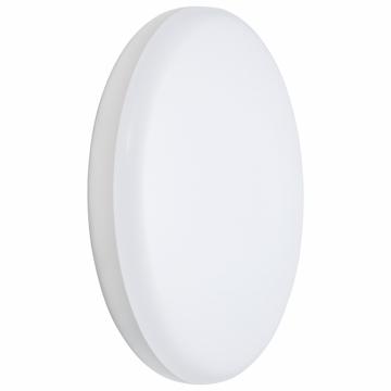 LED浴室灯 要電気工事 100形相当 電球色 [品番]06-3909