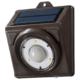 E-Bright センサーLEDソーラーライト100lm 電球色 [品番]06-3989