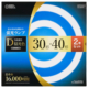 丸形蛍光ランプ 30形+40形 3波長形昼光色 長寿命タイプ 2本セット [品番]06-4529