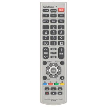 AudioComm AVマルチリモコン [品番]03-2770