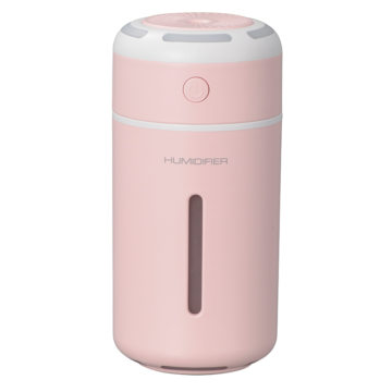 USB卓上加湿器 ピンク [品番]08-3245