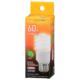 電球形蛍光灯 スパイラル形 E26 60形相当 電球色 エコデンキュウ [品番]06-3772