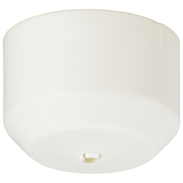 開閉式シーリングカバー 照明用 角丸兼用 白 [品番]09-2293