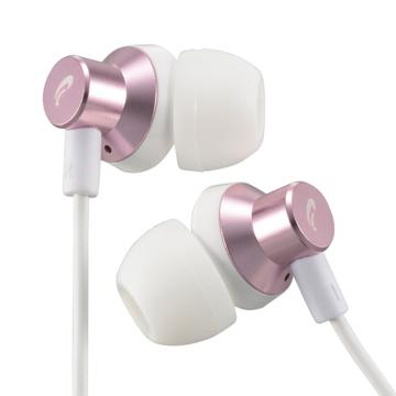 AudioComm ステレオインナーホン ピンク [品番]03-2393