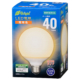 LED電球 ボール電球形 E26 40形 電球色 全方向 [品番]06-4394