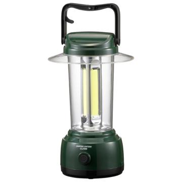 LEDキャンピングランタン CL2400 [品番]08-1321